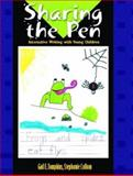 Sharing the Pen : Interactive Writing with Young Children, Tompkins, Gail E. and Collom, Stephanie, 0131129651