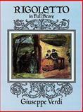 Rigoletto in Full Score, Giuseppe Verdi, 0486269655