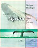 Elementary Algebra : Concepts and Applications, Bittinger, Marvin L. and Ellenbogen, David J., 0201719657