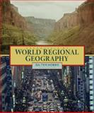 Essentials of World Regional Geography, Salter, Christopher L. and Hobbs, Joseph J., 0030339669