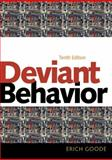 Deviant Behavior, Goode, Erich, 0205899668