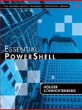 Essential PowerShell, Schwichtenberg, Holger, 0672329662