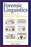 Forensic Linguistics 9780849309663