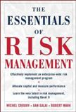 The Essentials of Risk Management, Crouhy, Michel and Galai, Dan, 0071429662