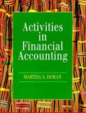 Activities in Financial Accounting, Doran, Martha, 0132289660