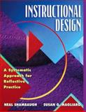 Instructional Design, Shambaugh, Neal N. and Magliaro, Susan G., 020538966X