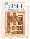 An Introduction to the Bible, Hauer, Christian E. and Young, William A., 0131189662