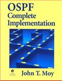 OSPF Complete Implementation, Moy, John T., 0201309661