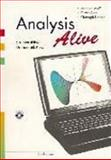 Analysis Alive : Ein interaktiver Mathematik-Kurs, Gloor, Oliver and Richard, Christoph, 3764359668