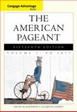 The American Pageant to 1877, Kennedy, David and Cohen, Lizabeth, 1133959679