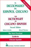 The Dictionary of Chicano Spanish, Galvan, Roberto A. and Teschner, Richard, 0844279676