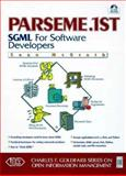 SGML for Software, McGrath, Sean, 0134889673