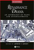 Renaissance Drama : An Anthology of Plays and Entertainments, , 1405119675