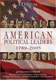 American Political Leaders 1789-2005, , 1568029675