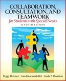 Collaboration, Consultation, and Teamwork for Students with Special Needs 7th Edition