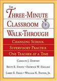 The Three-Minute Classroom Walk-Through 9780761929673
