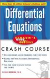 Differential Equations, Bronson, Richard, 007140967X