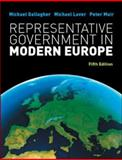 Representative Government in Modern Europe, Gallagher and Laver, 0077129679