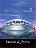 Multivariable Calculus, Edwards, C. Henry and Penney, David E., 0130339679
