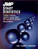 JMP Start Statistics, Sall, John and Lehman, Ann, 0534359671