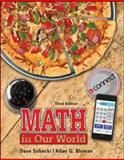 Math in Our World, Sobecki, David and Bluman, Allan G., 0073519677