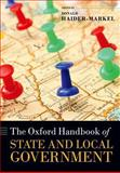 The Oxford Handbook of State and Local Government, Donald P. Haider-Markel, 0199579679