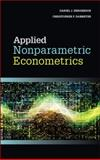 Applied Nonparametric Econometrics, Henderson, Daniel J. and Parmeter, Christopher F., 0521279682