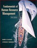 Fundamentals of Human Resource Management, DeCenzo, David A. and Robbins, Stephen P., 0470169680