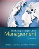 Purchasing and Supply Chain Management, Monczka, Robert M. and Handfield, Robert B., 1285869680