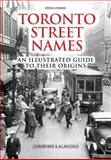 Toronto Street Names, Leonard Wise and Allan Gould, 1554079683
