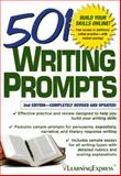 501 Writing Prompts, LearningExpress, LLC, 1576859681