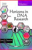 Horizons in DNA Research, Chesterton, Jason R., 1608769682