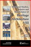 Structural Studies, Repairs and Maintenance of Heritage Architecture VIII, C. A. Brebbia, 1853129682