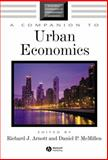 A Companion to Urban Economics, Arnott, Richard J., 1405179686
