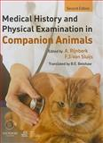 Medical History and Physical Examination in Companion Animals, , 0702029688