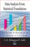 Data Analysis from Statistical Foundations, A. K. Mohammed E. Saleh, 1560729686
