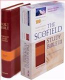 Scofield Study Bible III HCSB, Centennial Edition, , 0195279689