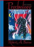 Psychology, Baron, Robert A., 0205429696