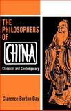 The Philosophers of China, Clarence B. Day, 0806529695