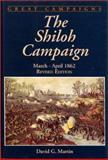 The Shiloh Campaign, David G. Martin, 0938289691
