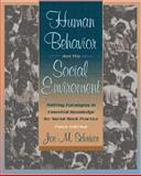 Human Behavior and the Social Environment : Shifting Paradigms in Essential Knowledge for Social Work Practice, Schriver, Joe M., 0205329691