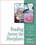 Reading Across the Disciplines 9780321089694