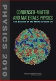 Condensed-Matter and Materials Physics : The Science of the World Around Us, Solid State Sciences Committee, 0309109698