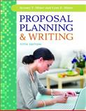Proposal Planning and Writing, Jeremy T. Miner and Lynn E. Miner, 1440829691