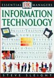 Essential Managers Information Technology, Steve Sleight, 0789459701