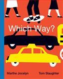 Which Way?, Marthe Jocelyn, 0887769705