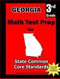 Georgia 3rd Grade Math Test Prep, Teachers Treasures, 1482039702