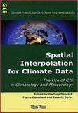 Spatial Interpolation for Climate Data : The Use of GIS in Climatology and Meterology, , 1905209703