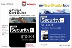 Comptia Security+ Sy0-301 Cert Guide, Prowse, David L., 0132939703