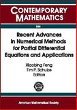 Recent Advances in Numerical Methods for Partial Differential Equations and Applications 9780821829707